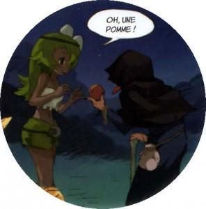 Pomme empoisonnée pour Amalia