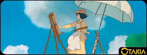 Header Otakia Le vent se lève (Hayao Miyazaki)