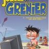 Couverture du tome 2 du joueur du grenier : Pas de vacances pour les jeux vidéo !