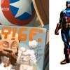 Bouclier du Captain America