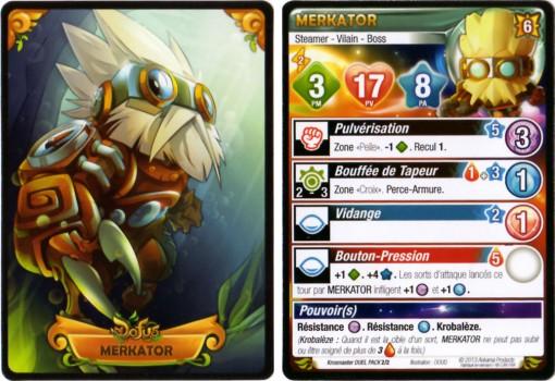 Carte de Merkator (Krosmaster)