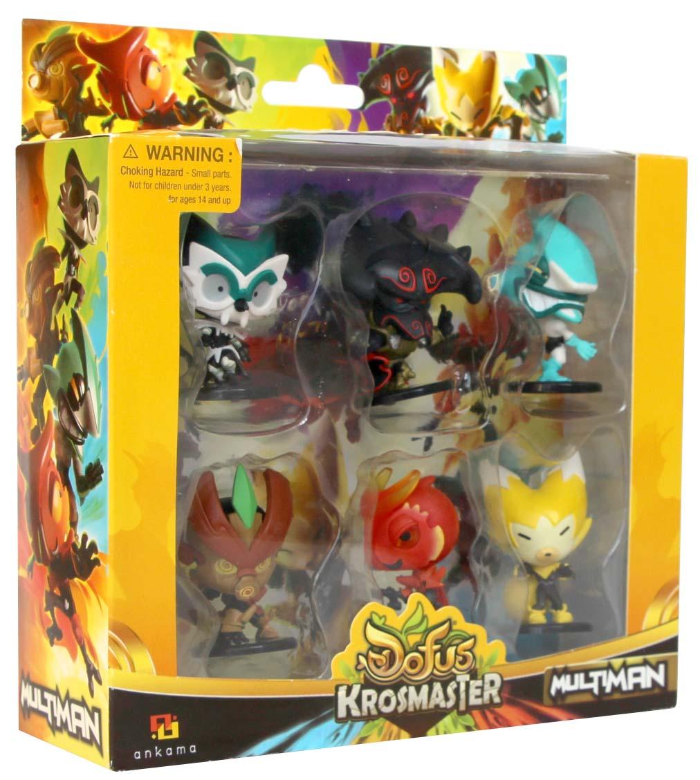 Pack Krosmaster Multiman (Dofus)
