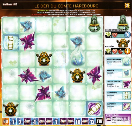 Krosmaster Multiman mini plateau 2 - Comte Harebourg