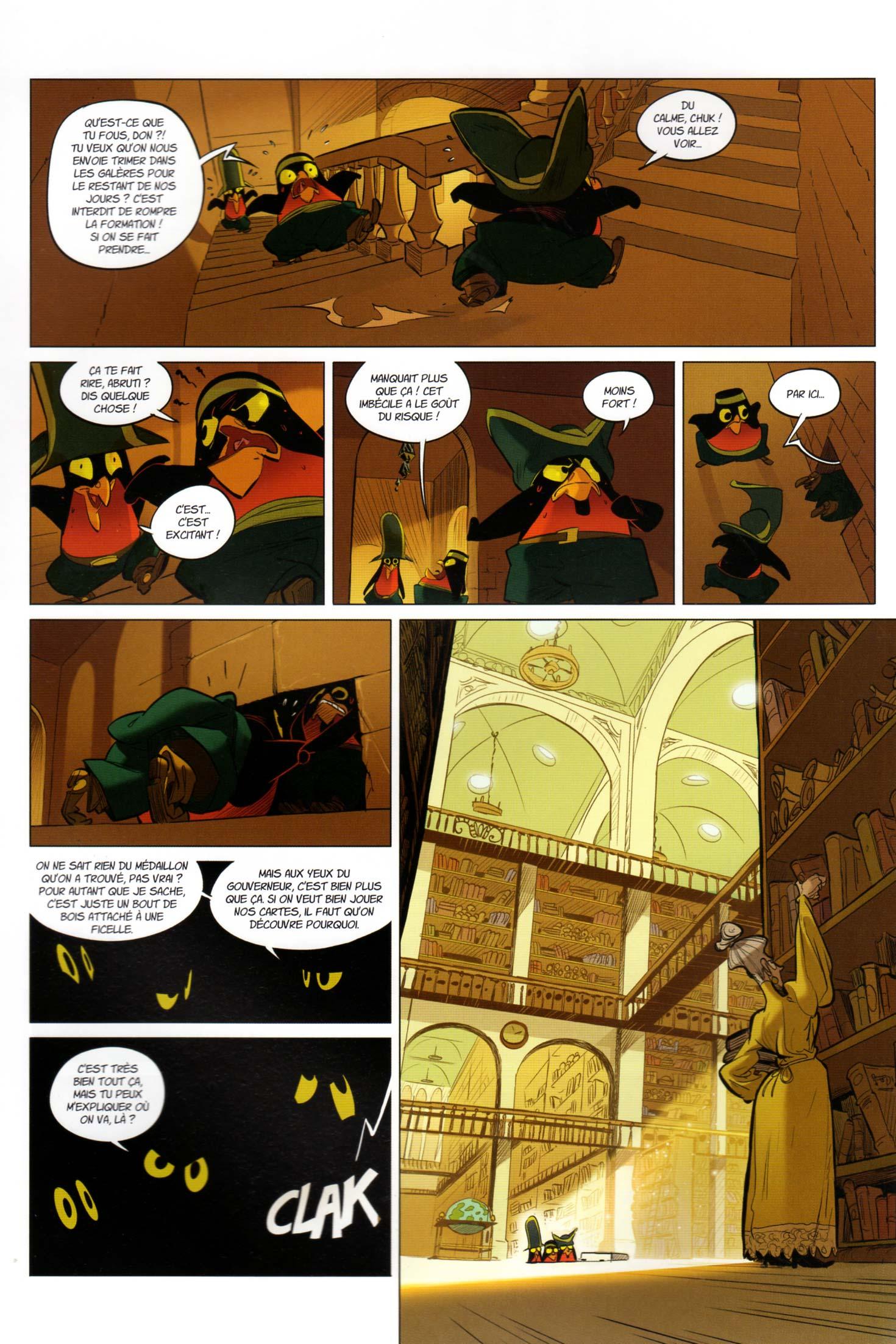 Page 4 de Tangomango - Tome 2 : La gazette du pirate (Wakfu)