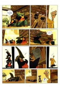 Page 5 de Tangomango - Tome 2 : La gazette du pirate (Wakfu)