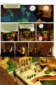 Page 7 de Tangomango - Tome 2 : La gazette du pirate (Wakfu)