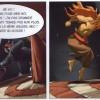 Goultard face à l'esprit de Maskemane