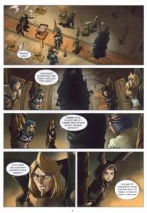 Page 4 du Comics de Maskemane N°12