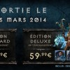 Présentation des versions normal et deluxe de Reaper of Souls
