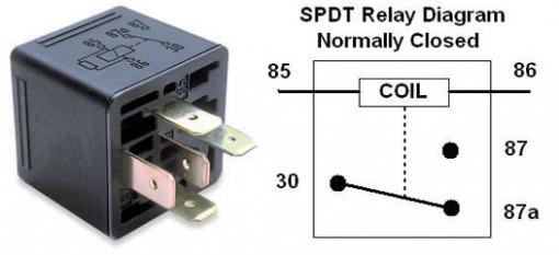 relais électrique