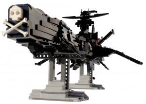Acradia - Atlantis (Lego Harlock)