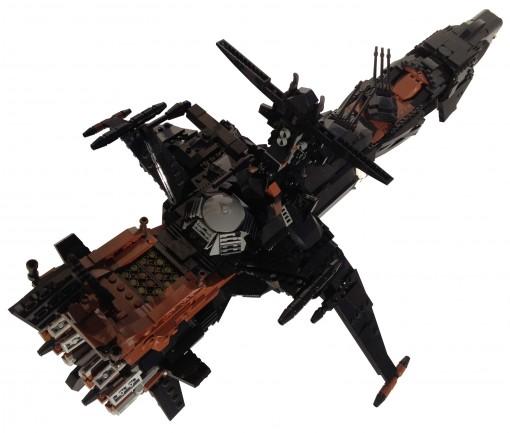 Arcadia (Lego Albator)