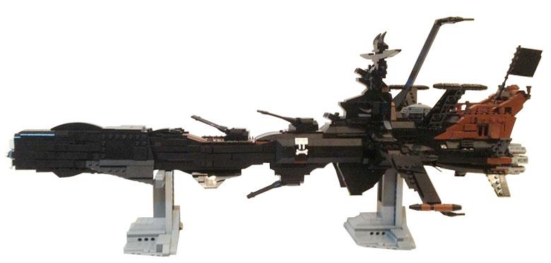 Acradia - Atlantis (Lego Albator)