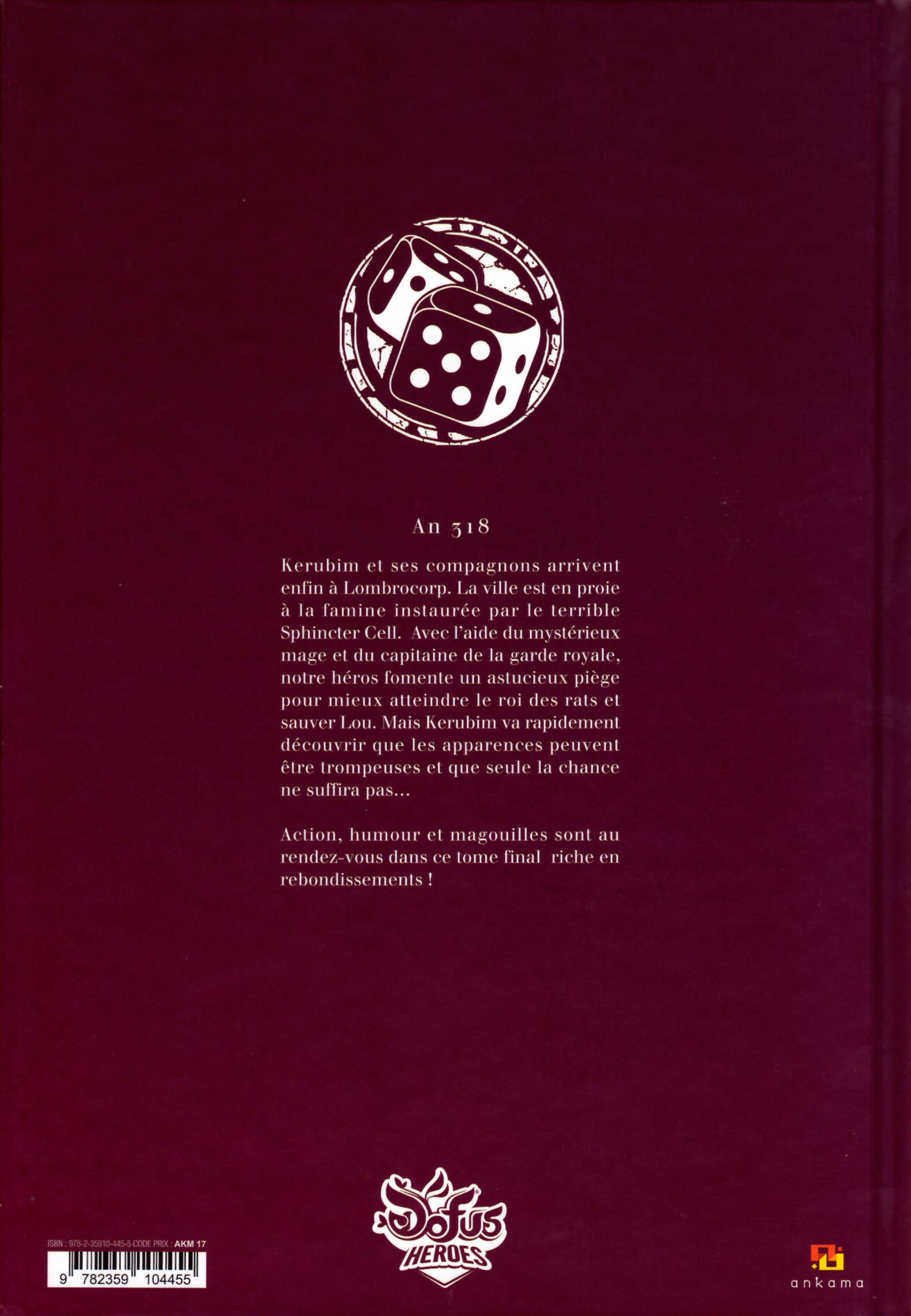 Kerubim - Tome 2 (résumé)