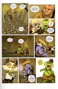 Page 5 du tome 2 de Kerubim