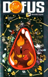 Tome 20 de Dofus : Couverture collector