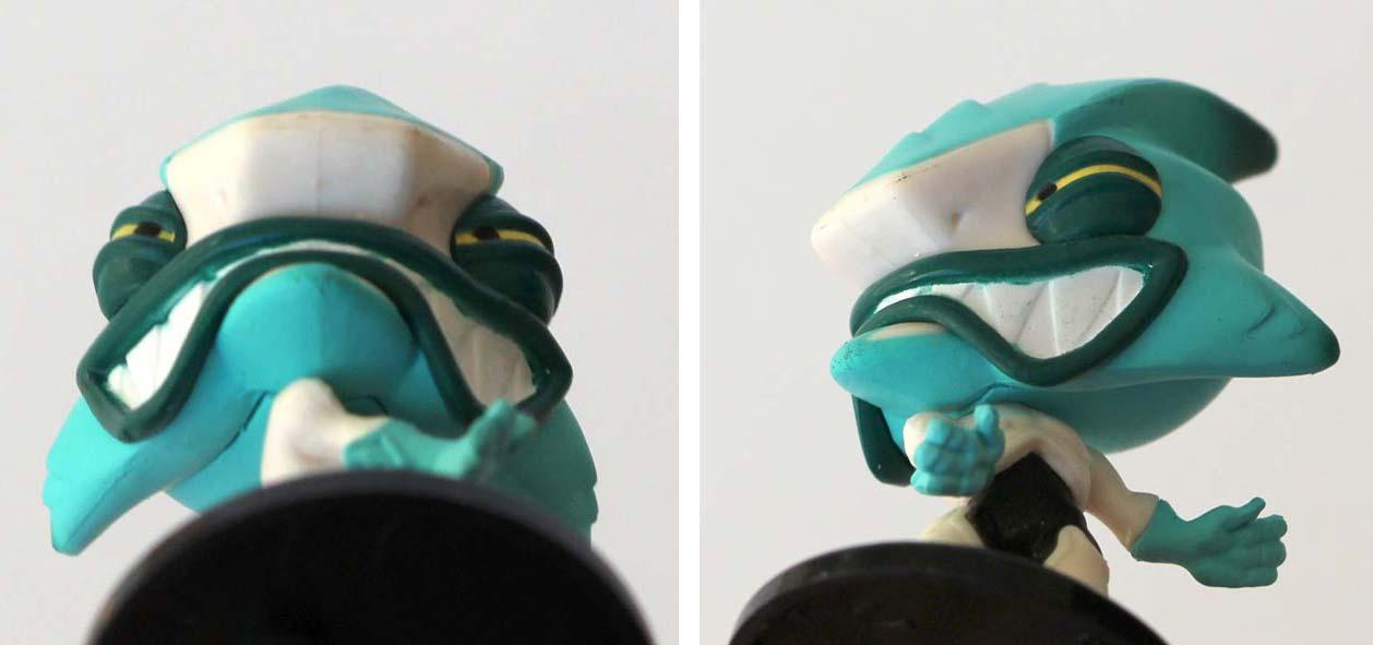 Figurine Krosmaster Multiman Skale