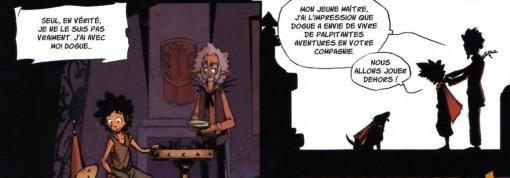 Justice junior voit peu son père