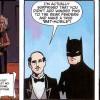 L'oncle Alf Raide qui sert de majordome est une allusion à Alfred le majordome de Bruce Wayne dans Batman