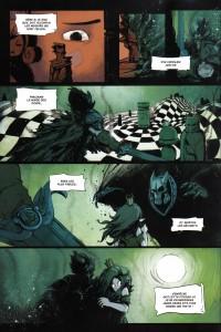 Page 2 de la BD Justice  (Wakfu Heroes)