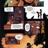 Page 3 de la BD Justice (Wakfu Heroes)