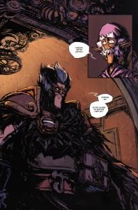 Page 6 de la BD Justice  (Wakfu Heroes)