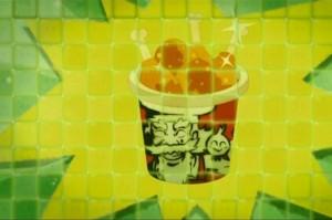 Kerubim mange chez KFC