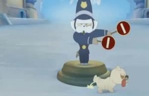 Kerubim policier