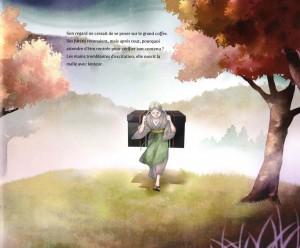 La femme de Yûjirô est l'archétype de la méchante destinée à mourir