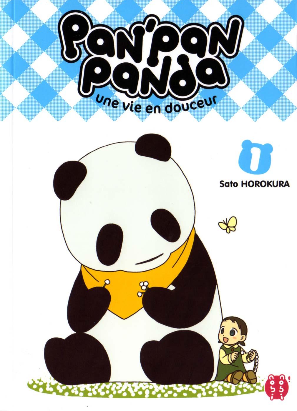 Pan'Pan Panda - tome 1 : Une vie en douceur