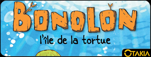 Header du volume 2 de Bonolon