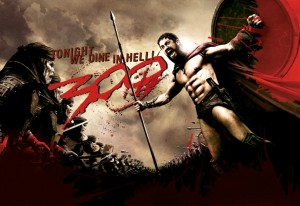 300 - film - Bataille des Thermopyles