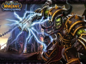 Trall - World of Warcraft