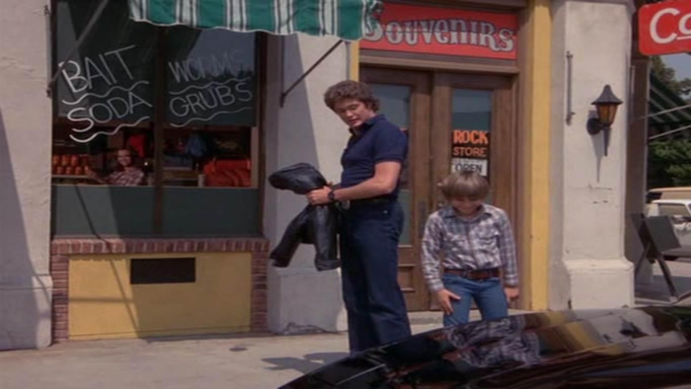 Michael et Davey s'apprêtent à partir