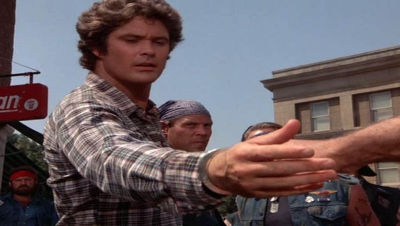 Michael se fait arrêter par le Sheriff