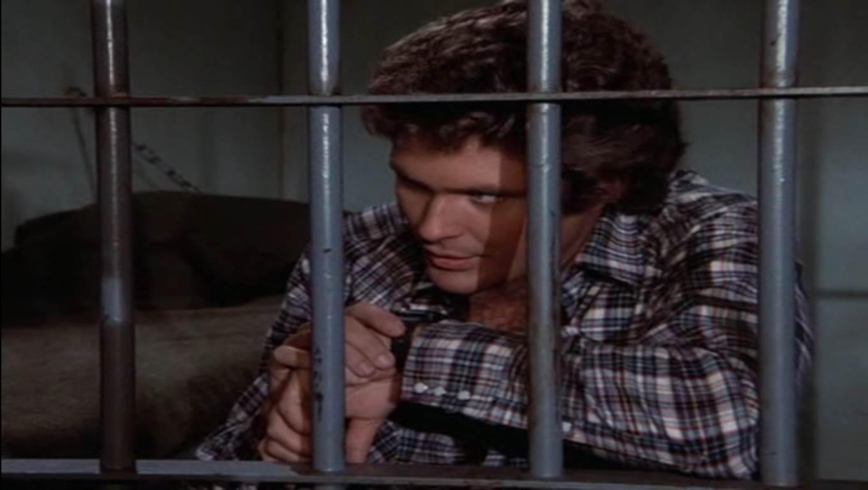 Michael en prison
