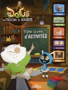 Kerubim - Livre d'activités