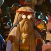 Le groupe de héros dans le film Lego