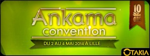 Header Otakia Ankama Convention 10 ans Dofus