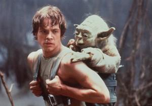 Luke Skywalker - Yoda
