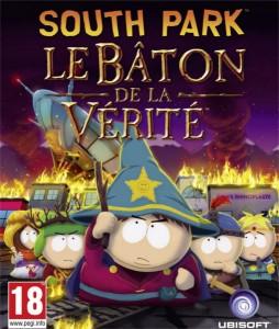Couverture du jeu vidéo South Park : le baton de vérité