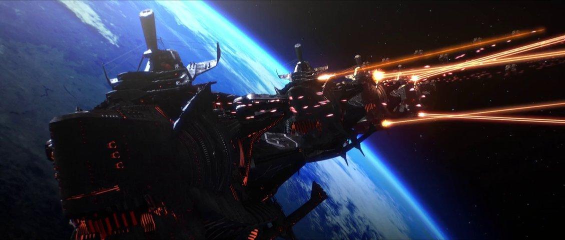 Albator, Corsaire de l'Espace (Film)