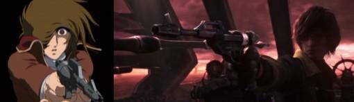 Tadashi et Yama se retrouvent tous deux à affronter Albator