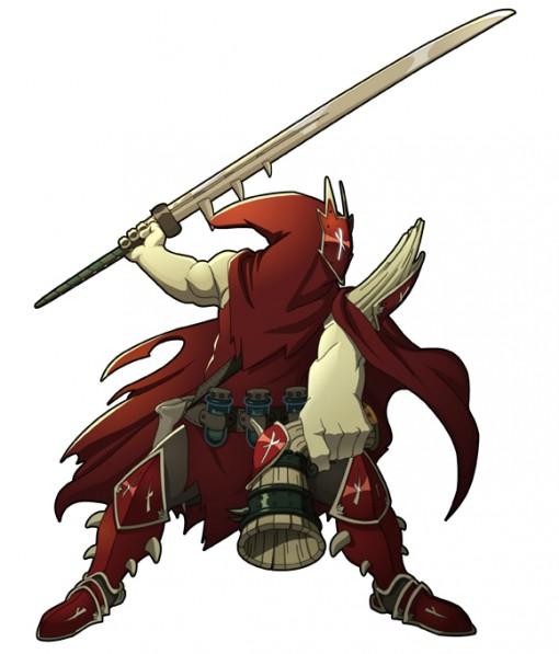 chevalier Flamme