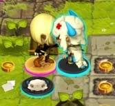 Roi des bouftous - attaque duo - Krosmaster