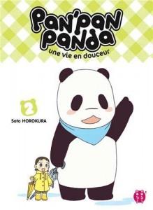 Pan'Pan Panda - tome 2 (nobi nobi !)