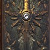 Couverture du livre de Tyraël (Diablo)