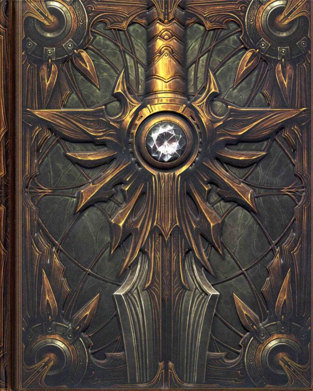 Super Livre de Tyraël (diablo) Couverture du livre de Tyraël (Diablo  GT29
