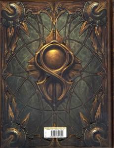 Quatrième de couverture du livre de Tyraël (Diablo)