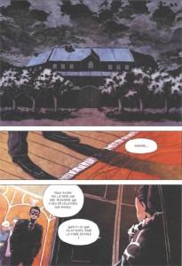 Page 1 de la BD Freaks' Squeele - Rouge - Tome 2 : ma douce enfant